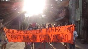 01 - 15 de agosto de 2015 - Marcha mudial das mulheres. Ok