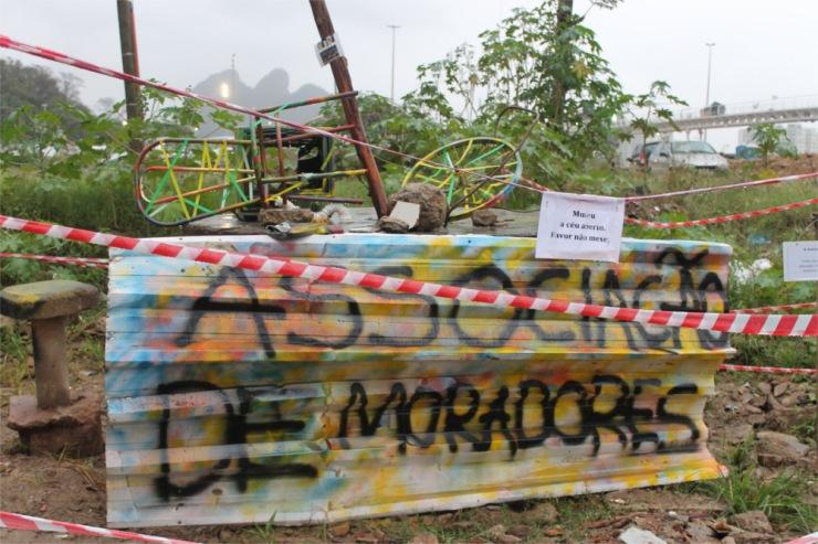 Asssociação dos moradores (Rio on watch)